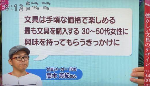 NHKあさイチにコメントで出演しました。(2020/12/16)